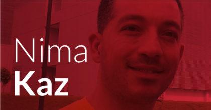 Nima Kaz fala da sua trajetória e do ecossistema de startups no Brasil