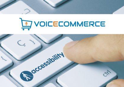 Voice Commerce desenvolve plataforma de compras online para cegos