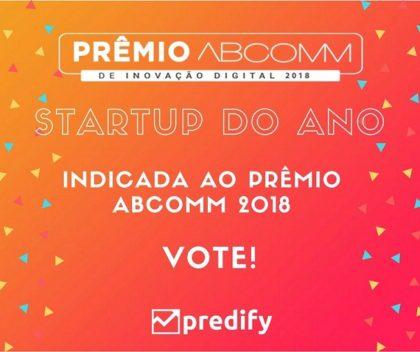 Startup acelerada pelo Sevna concorre a Prêmio ABComm de Inovação Digital