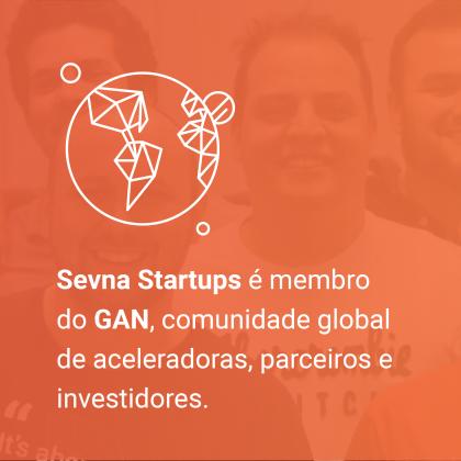 Sevna é uma das sete aceleradoras GAN da América Latina